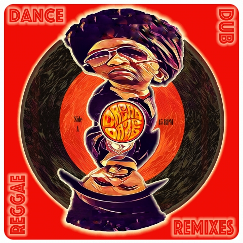 "Dread Daze EP ""Dance, Dub, Reggae, and Remixes"""