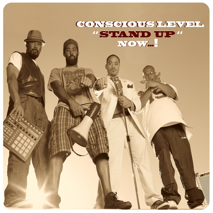 "Conscious Level EP ""STAND UP"""