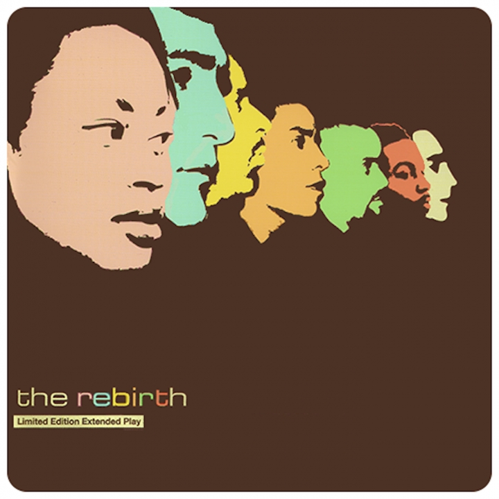 "The Rebirth EP ""This Journey In"""