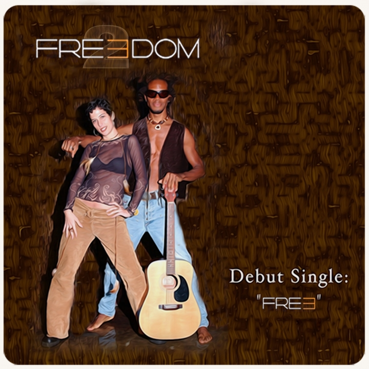 "2 Freedom ""Free"" The Single"