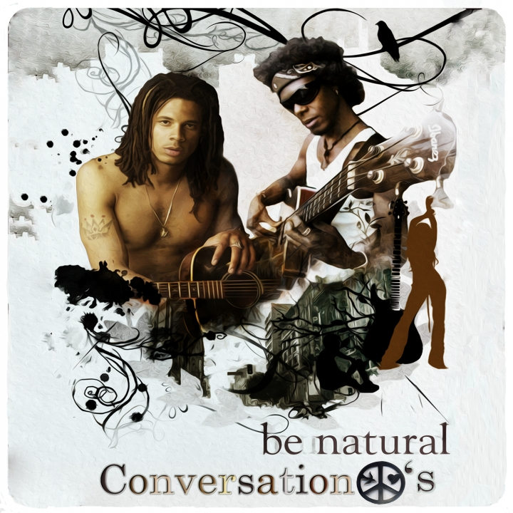 "BE Natural EP ""Conversation Peace's"" Vol.#2"